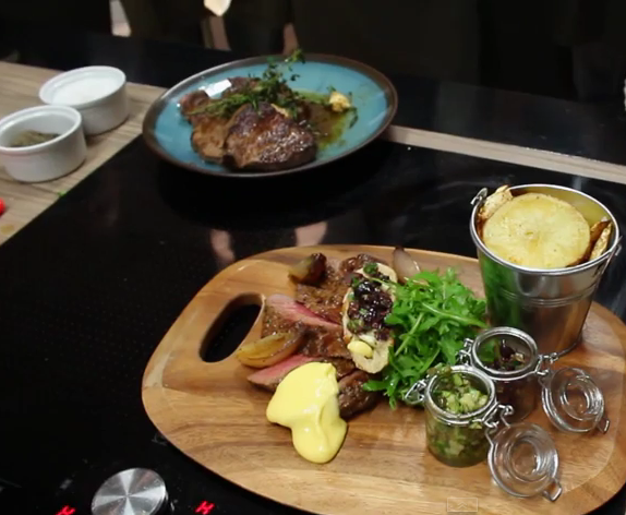 Video - Kinsale Gourmet Academy Supper Club